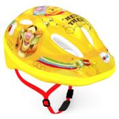 Casque homologue vélo enfant attache réglable Disney Winnie l'ourson